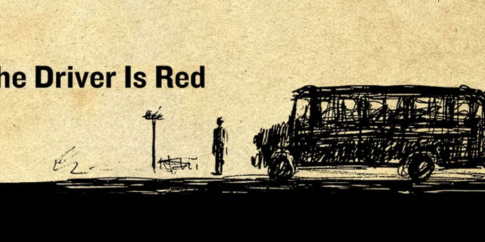 The Driver is Red - Header