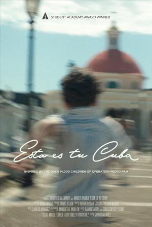 Esta Es Tu Cuba - Film Poster