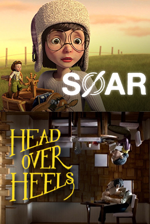 SOAR and Head Over Heels