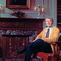 Jimmy Carter Energy Speech - Photo Courtesy of CARTERLAND