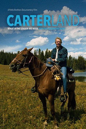 Carterland Poster