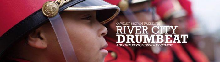 River City Drumbeat Header