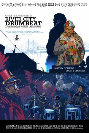 River City Drumbeat Film Poster