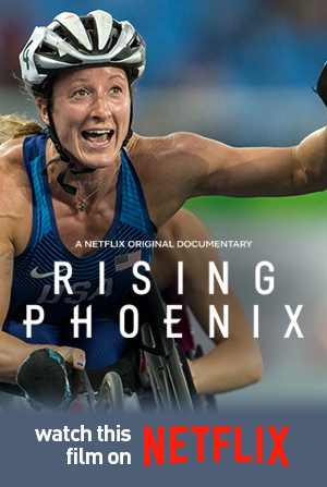 Rising Phoenix Film Poster - Netflix